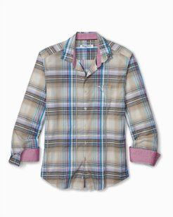 Palau Plaid IslandZone® Shirt