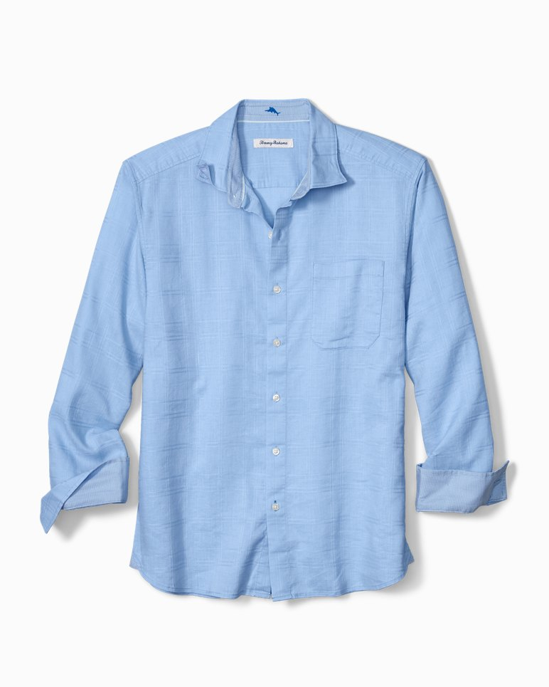 Main Image for Costa Tautira Stretch-Linen Shirt