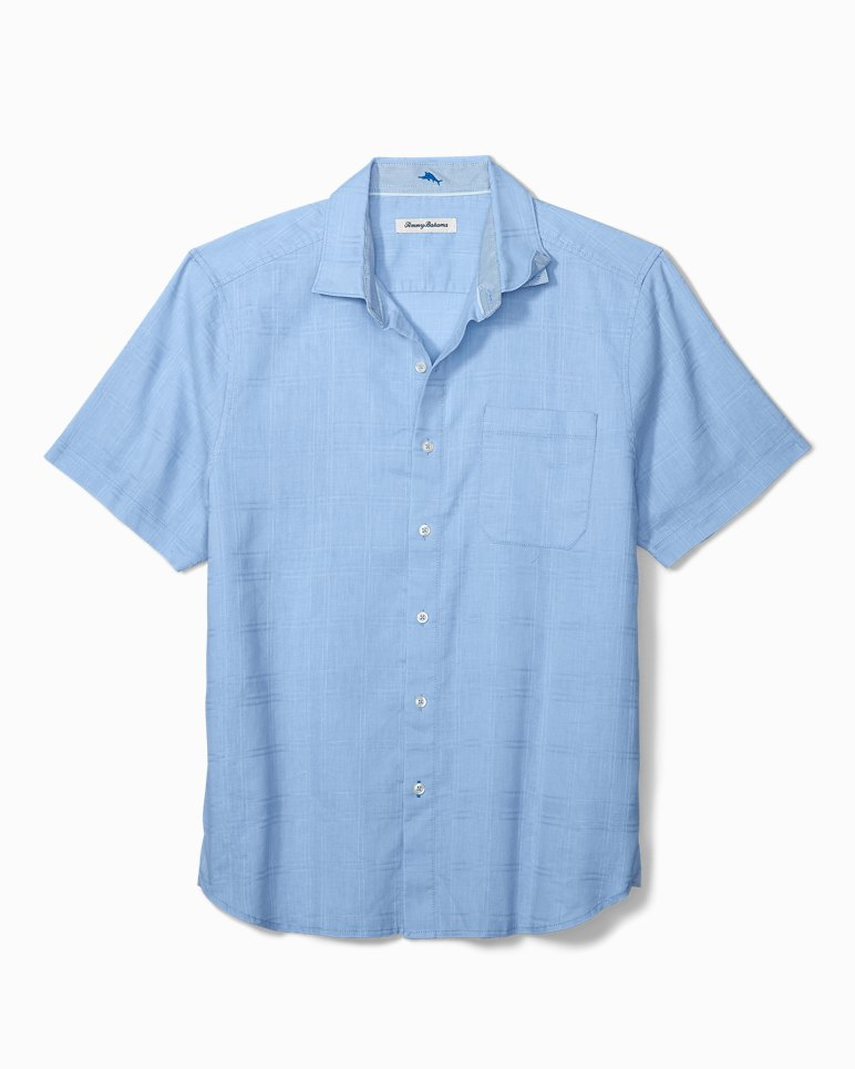 Main Image for Costa Tautira Stretch-Linen Camp Shirt