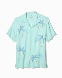 Scattered Palms Camp Shirt