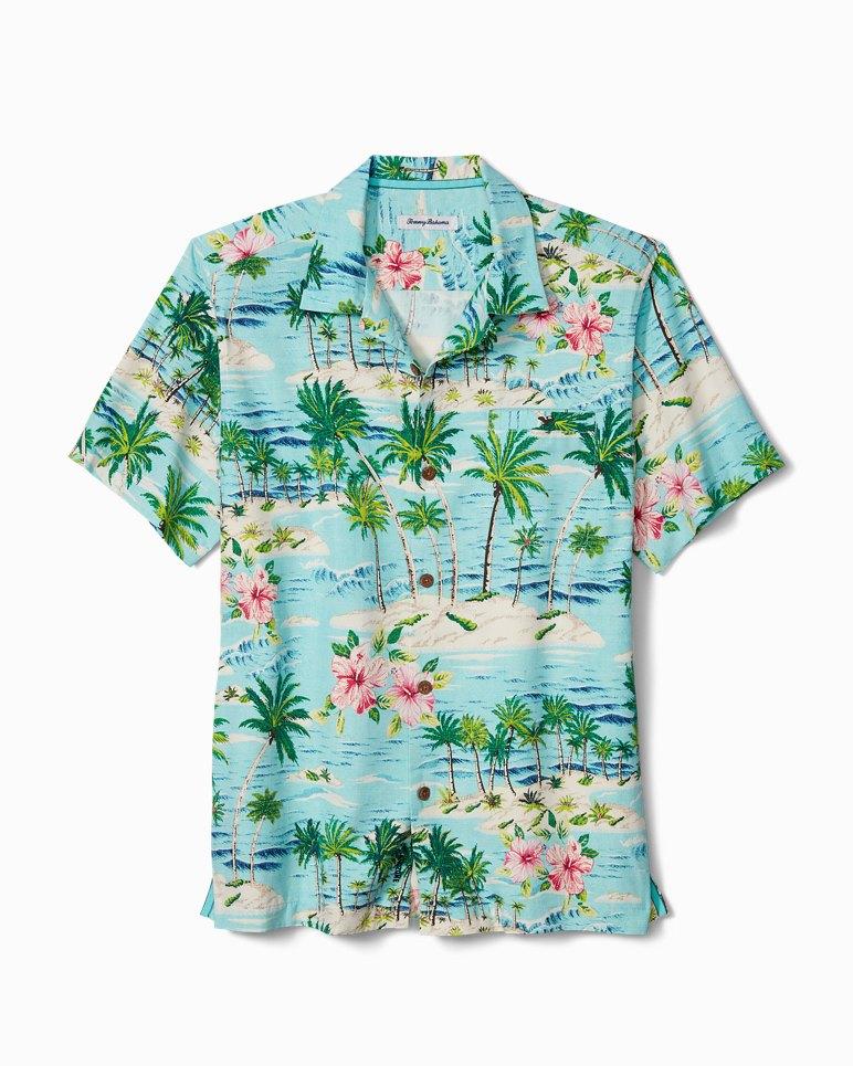 Main Image for Aloha Surf IslandZone® Camp Shirt