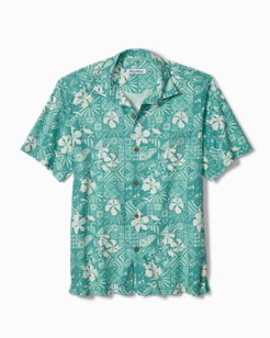 Tahitian Tiles IslandZone® Camp Shirt