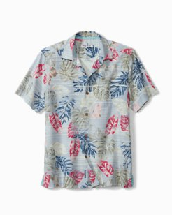 Botanica Sketch IslandZone® Camp Shirt