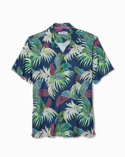 Wallis Tropics IslandZone® Camp Shirt