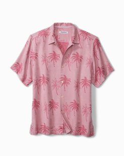 Under The Palms Camp Shirt