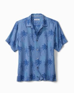 Under The Palms Camp Shirt