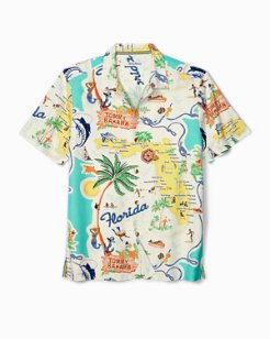 Meet Me In Miami Camp Shirt