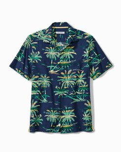 Island Groove Camp Shirt