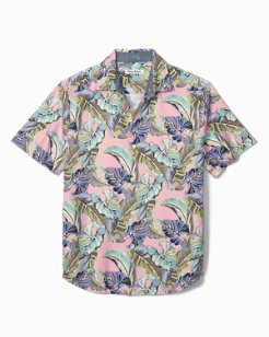 Let's Be Fronds IslandZone® Camp Shirt