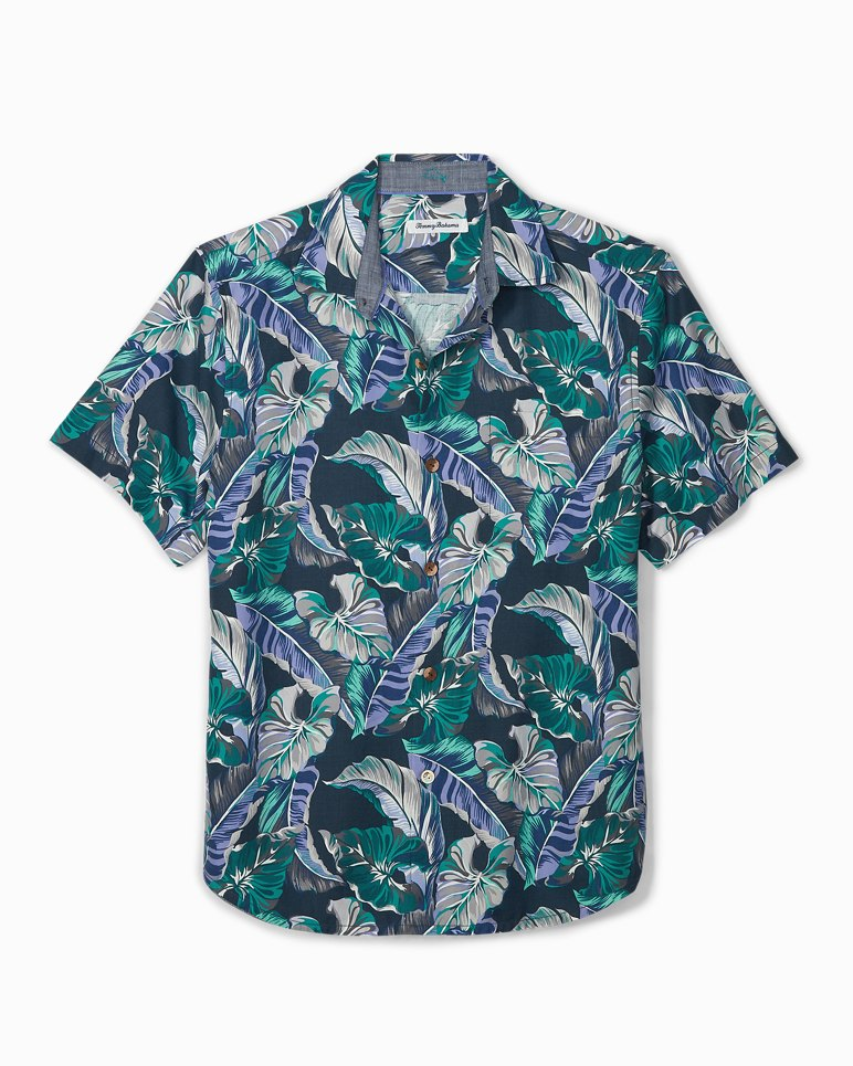 4896a6c24c02 Main Image for Let s Be Fronds IslandZone® Camp Shirt