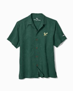 Collegiate Al Fresco Tropics Camp Shirt