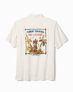 Tiki Lounge Camp Shirt