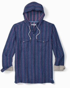 Costiero Baja Hooded Shirt