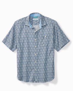 Medici Medallion Camp Shirt