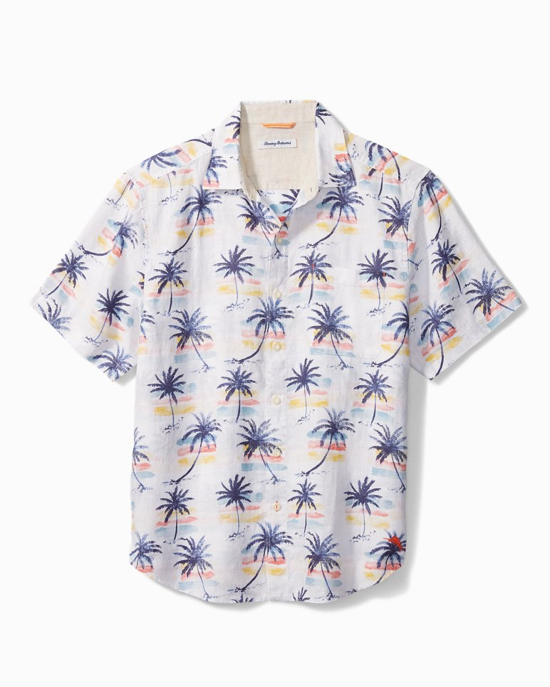 Main Image for Sunset Palm Camp Shirt