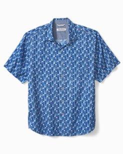 Piccolo Palms Camp Shirt
