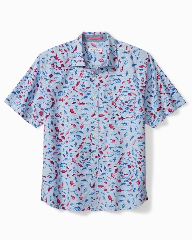 Main Image for Pesca Fiesta Camp Shirt