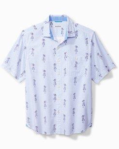 Hula Dot Com Camp Shirt