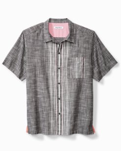 Sarizana Stripe Camp Shirt