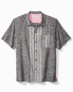 Sarizana Stripe Camp Shirt