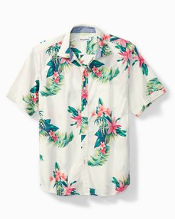 Avenza Blooms Camp Shirt