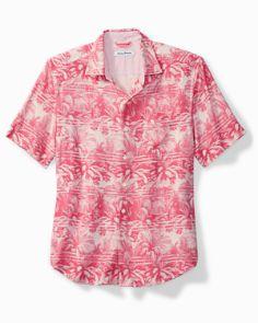 71b7fdb2 Botanica Sketch IslandZone® Camp Shirt
