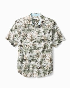 Forte Dei Tommy Stretch-Cotton Camp Shirt