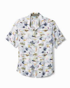 Belavita Surf Club Camp Shirt