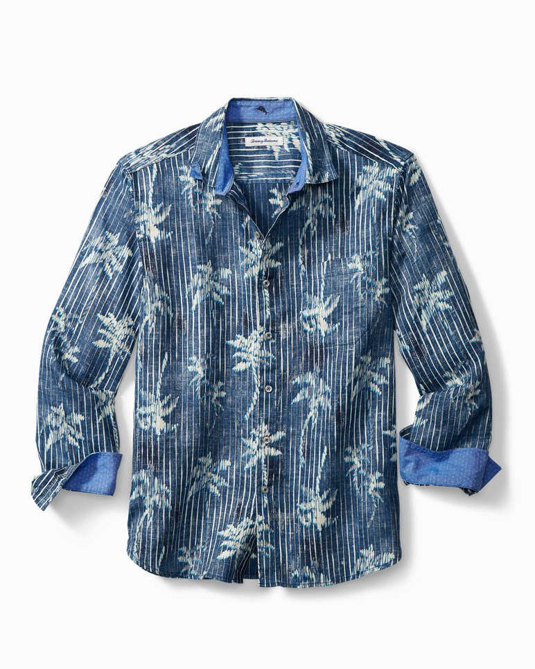 Main Image for Positano Palms Linen Shirt