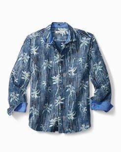 Positano Palms Linen Shirt