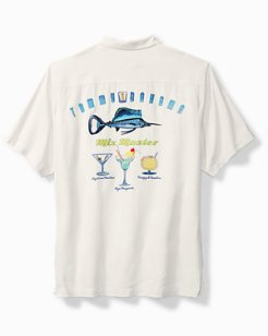 Marlin Mix Camp Shirt