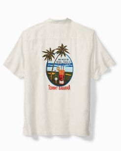 Meet Me At The 19th Hole Camp Shirt