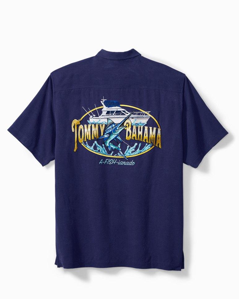 Main Image for A-Fish-Ianado Camp Shirt