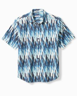 Marcello Mosaic IslandZone® Camp Shirt