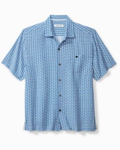 Marciano Tiles Camp Shirt