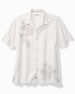 Vicenco Vines Camp Shirt