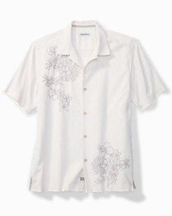 Vicenco Vines Camp Shirt