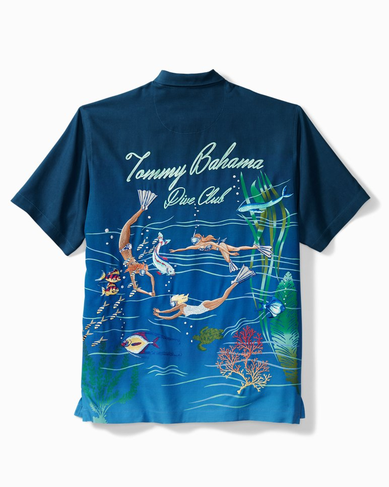 Main Image for Collector's Series Dive Club Camp Shirt