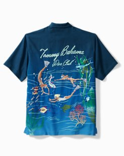 Collector's Series Dive Club Camp Shirt