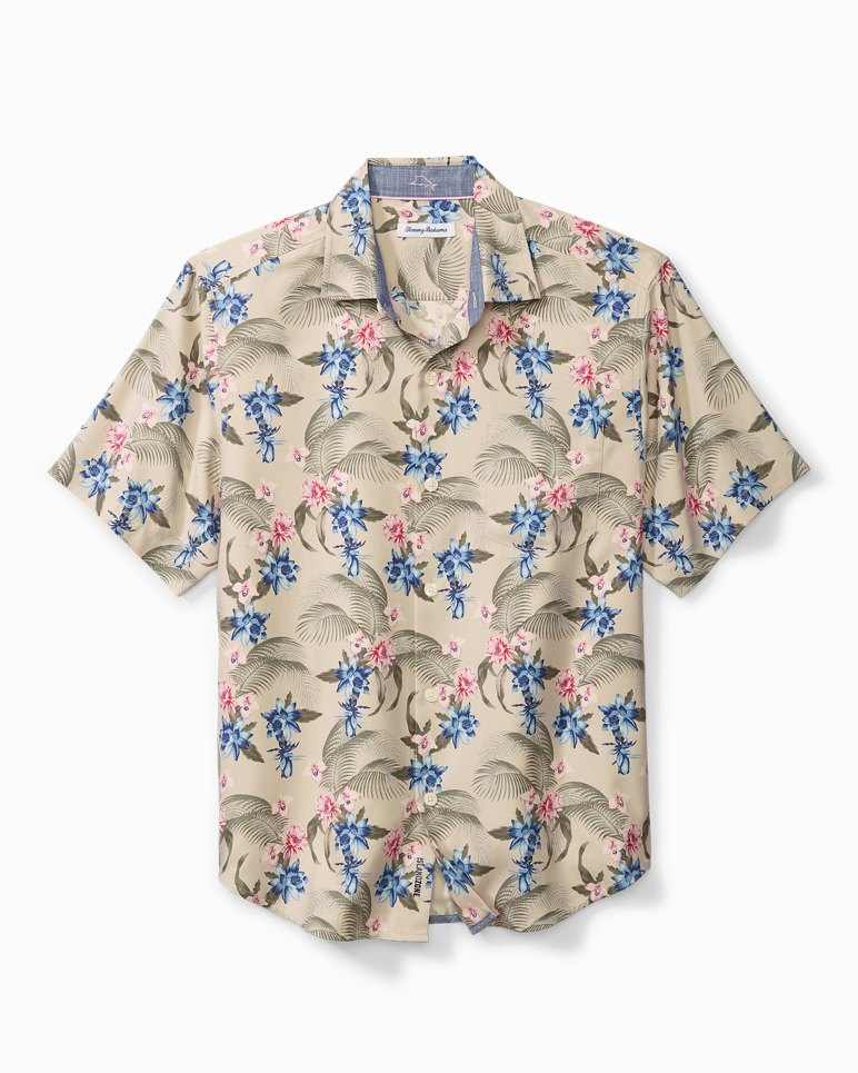 Main Image for Basilica Blooms IslandZone® Camp Shirt