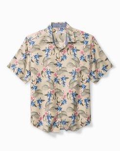 Basilica Blooms IslandZone® Camp Shirt