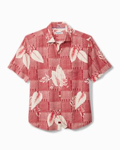 Plaza Palms Camp Shirt