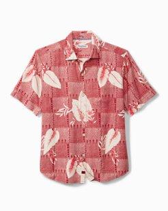 Plaza Palms Camp Shirt