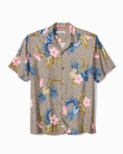 Flora Breeze Way Camp Shirt
