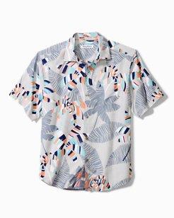 Deco Palms Camp Shirt