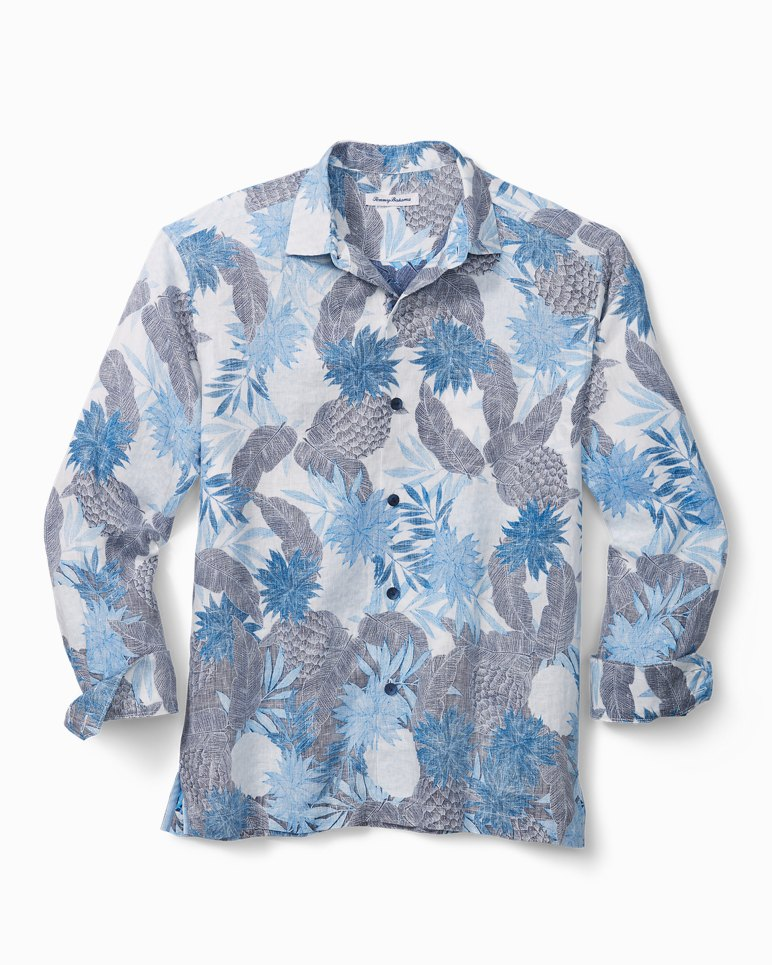 Main Image for Las Pineapple Linen Shirt