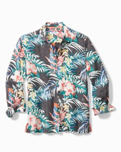 Garden Paradise Linen Shirt