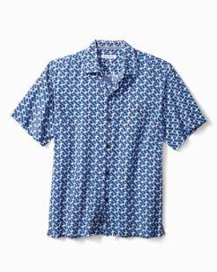 Poolside Geo Camp Shirt