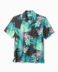 Blooming Palms Camp Shirt