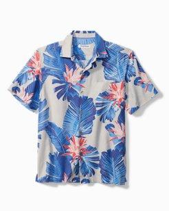 Blooming Palms Camp Shirt
